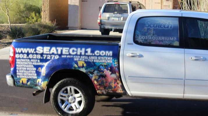 Seatech Aquariums
